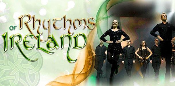 The Rhythms of Ireland